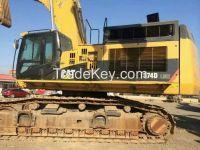 hot sales used excavator CAT374D