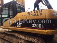 used excavator CAT 320DL