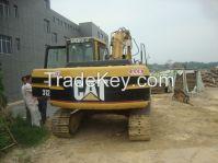 used excavator CAT312B
