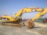 used excavator CAT325C