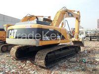 used excavator Cat 320CL