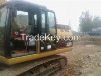 used excavator Cat 320D