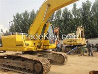 used excavator Komatsu PC220-8
