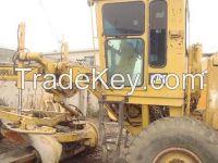 used MOTOR GRADER CAT140G