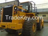 used loader CAT 966E