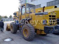 used loader Komatsu WA250