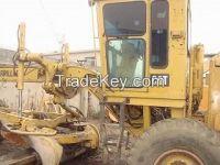 hot sales used MOTOR GRADER  CAT 140G