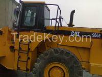 hot sales used loader CAT 966E