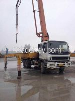 HOT SALES used pump ISUZU