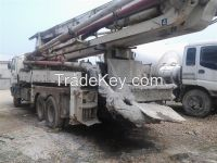used pump ISUZU