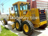 used MOTOR GRADER CAT140H