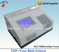 model ACD-3000I Transformer, diesel, steam-turbine,gasoline Oil Acidity tester