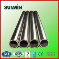 Brand New Premium Quality Welded Polish 201 304 316 stainless steel square tube Price per ton Manufacturing in China