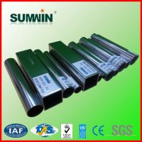 ASTM A554 Premium Quality Welded Polish 201 304 316 stainless steel inox tube per ton Manufacturing in China