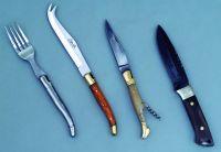 Handmade Damascus hunting