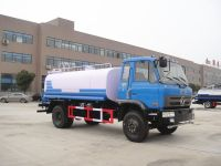Manufacture 8000 liters water truck