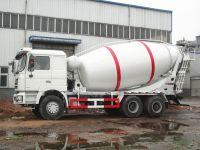 340hp Shacman 8cbm concrete mixer truck for sale
