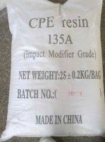 CPE 135A impacted modifier for PVC