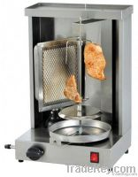 Stainless Steel Gas Kebab Machine/ Shawarma Machine