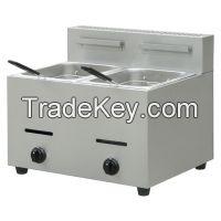 Commercial Gas Deep Fryer Machine/ Chicken Fryer Machine