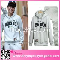 wholesale couples men's hoodies Tracksuit