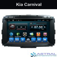 2 Din Car PC Supplier Android GPS Navigation Kia Carnival