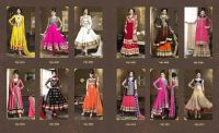 PRETTY ANARKALI SUITS COLLECTIONS