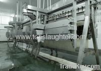 Poultry processing equipment chicken plucker