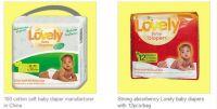 baby diapers sanitary napkins