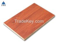 melamine laminated fibreboards