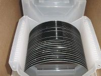 8inch silicon wafers