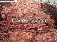 copper scrap 99.99% , aluminum scrap 6063 , UBC scrap , foam scrap
