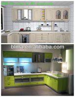 America market Modern wooden kitchen cabinet