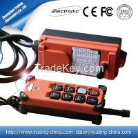 F21-6s radio remote control for crane and hoist