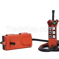 F21-E1 radio remote control for cranes using