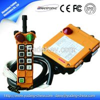 F24-8D Industrial radio remote control