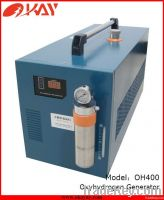 CE, ISO9001, TUV tested Small Portable Oxyhydrogen welding machine OH40