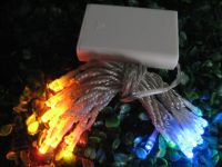 led decoration battery operated lights