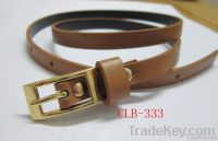 Fashion PU belts for kids