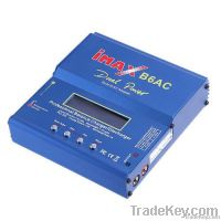 iMAX B6AC Dual Power Lipo NiMH RC Battery Balance Charger Discharger B