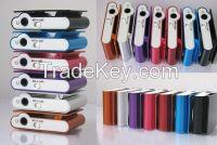 Mini MP3 Music Media Player+memory card 8G