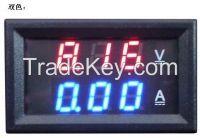 Digital Voltmeter Ammeter Panel 1 x DC 0-100V Voltmeter Ammeter