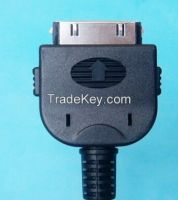 AUX AUDIO USB 3.5mm INPUT CABLE AUX +USB Input Cable Interface