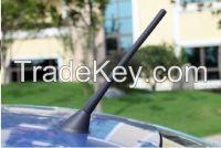 Car Antenna Stubby Aerial 5MM Thread For BMW VW Polo Honda CRV Nissan