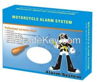 Motorcycle Bike Anti-theft Security Alarm System