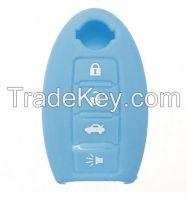 4 Buttons remote key shell Cover For Nissan Altima Maxima Murano