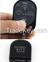 Self Photograph Wireless Bluetooth Shutter Camera Remote Controller