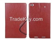 Ultra Slim Magnetic Folio Leather Stand Case Cover