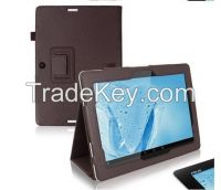 Soft PU Leather Stand Case Cover Stand 10 inch Tablet PC