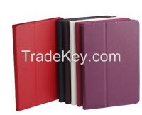 Soft Protective PU Leather Stand Folio Pouch Case Cover Holder